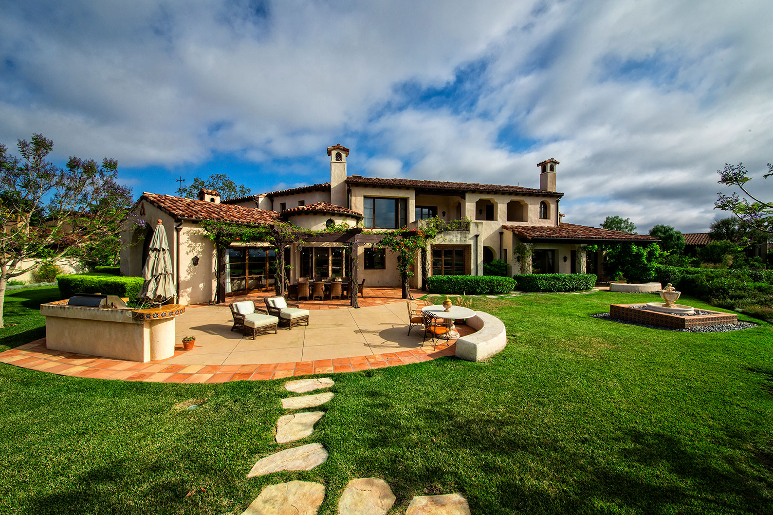 Architecture Photography in Rancho santa Fe